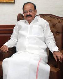 Muppavarapu Venkaiah Naidu - Vice President of India